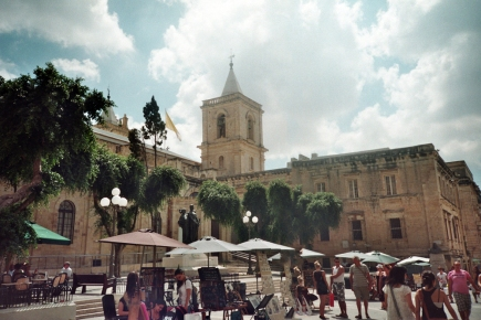 1/2 Jahr später: Zurück aus Malta +++ Back from Malta after half a year