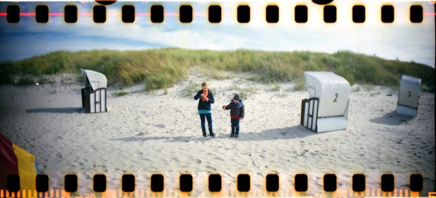 Sprocket Rocket, exp. Fuji Superia 200