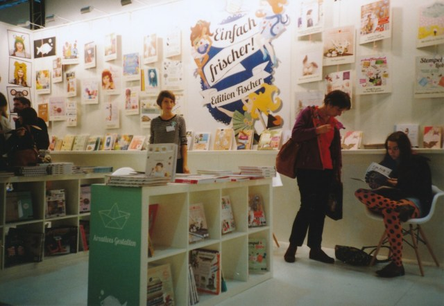 Buchmesse Teil 2 (c) Lomoherz (28)