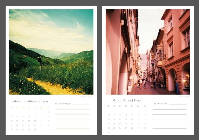 Februar & März