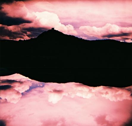 Doppelbelichtung Kalterer See