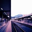Bahnhof Innsbruck, Österreich